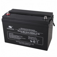 Аккумуляторная батарея ML 12-100 (AGM)