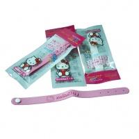 Браслеты Hello Kitty от комаров набор 3 шт в наличии