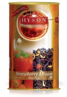 Чай Хайсон Клубничная мечта Strawberry Dream черный 100 г жб