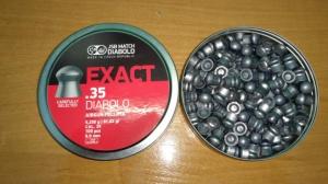 Пули JSB EXACT .35 DIABOLO 9,0 мм