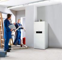 Монтаж систем отопления, водоснабжения и канализации в Днепре
