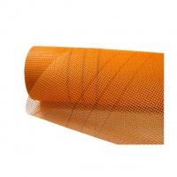 Сетка армирующая Fiberglass 145 оранжевая
