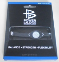 Power Balance - спортивные энергетические cиликоновые браслеты оптом в розничной упаковке