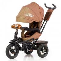 Велосипед трехколесный TILLY CAYMAN T-381/2 LEN
