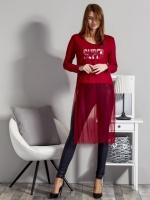 17-116 Женская туника футболка женская одежда жіночий одяг