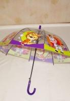 Зонтик детский «Зверята»