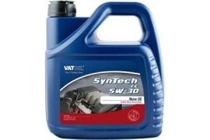 Масло моторное 5w30 VATOIL 5W30 SynTech FE масло моторное 4 л
