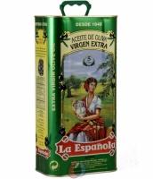 Оливковое масло « La Española» 5л