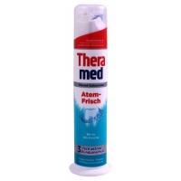 Зубная паста Theramed Atem-Frisch «Свежее дыхание» с дозатором 100 мл.
