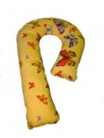 Подушка для беременных J - образная + наволочка