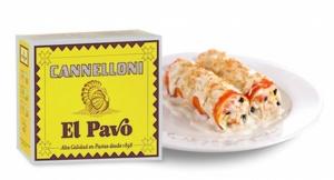Листы лазаньи cannelloni «el Pavo» 125г