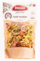 Безглютеновые макароны Фузилли Триколоре