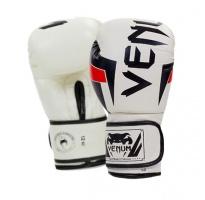 Перчатки боксерские кожаные VENUM Challendger BO-5238-WBK