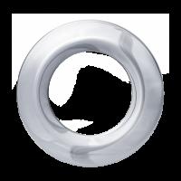Деко. накладка для LED светильника SDL mini, Хром (по 2 шт.) (NEW)