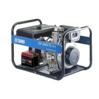 Генератор дизельный SDMO DX 6000TE 5,2 кВт трехфазный