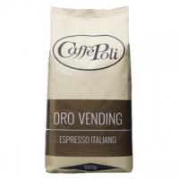 Caffe Poli Oro Vending 1000г кофе в зернах