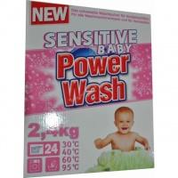 Детский стиральный порошок Power Wash Baby 2,4 кг