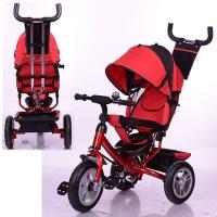 Велосипед детский до 4 лет М 3113, надувн. колеса. 4 цвета