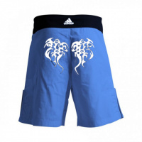 Шорты Adidas для MMA Blue