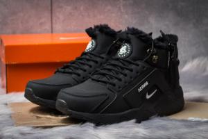 Зимние ботинки в стиле Nike Acronym, черные (30373),  [  42 43 44  ]