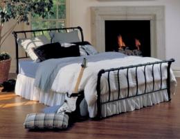Кованая кровать «Меркурий»