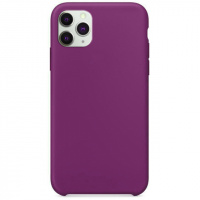Чехол Silicone Case without Logo (AA) для Apple iPhone 11 Pro Max (6.5«) Фиолетовый / Purple