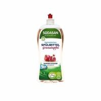 Sodasan 2257 Органическое средство-концентрат для мытья посуды Гранат, 1000 мл