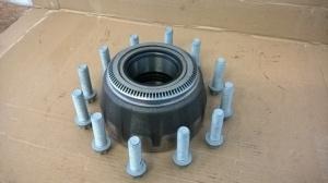 Ступица колеса в сборе производства SAF-Holland для прицепов Schmitz