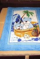 Детское одеяло «Мишка»