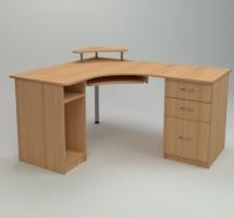 Стол компьютерный (письменный) СУ 9