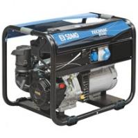 Генератор бензиновый SDMO Technic 6500 E 6,5 кВт однофазный