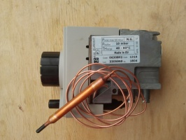 Газовый клапан (автоматика) EUROSIT 630 .