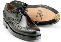 Ремонт дорогой элитной обуви