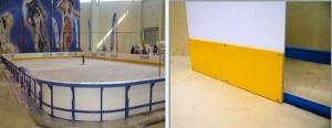 Хоккейные борта