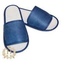 Тапочки «Сауна» (синие)