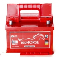 Аккумулятор Red Horse Professional 6-СТ-60 R+