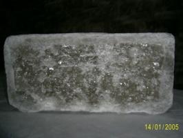 Соляные блоки 100*200*400мм