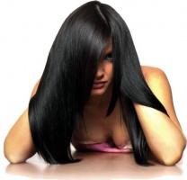 Лечение волос кератином-бразильское выпрямление в Мариуполе в Персоне стиль