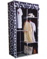 Складной тканевый шкаф-гардероб №3
