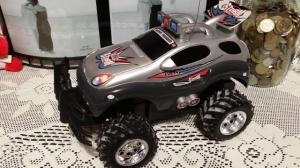 Машинка Торнадо Джип - Спорт