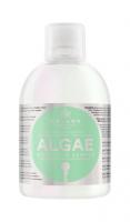 Kallos Водоросли Увлажняющий шампунь c экстрактом водорослей и оливковым маслом 1000мл