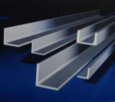 Уголок стальной гнутый равнополочный сталь1-3, 09Г2,09Г2Д