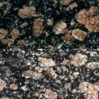 Блоки гранита Корнинского месторождения