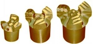 Долото алмазное БКВД АТП (PDC) ф 76, 93, 112, 130, 151