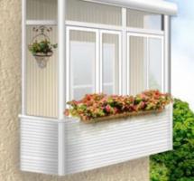 Балкон под ключ | Цена/Купить Балкон Под Ключ Установить