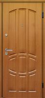 Входные двери ИРИДА дуб рустикаль
