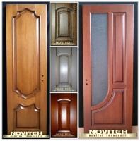 Фарбування та лакування тонування дверей патенування, сходів, меблів та інших виробів.