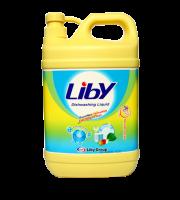 Эко-средство Liby для мытья посуды, фруктов и овощей (2 кг)