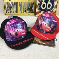 13-75 Снепбэк 3D McQueen детская бейсболка Кепка панамка шапка головные уборы