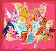 Аниматор – фея Винкс Блум на детский праздник
